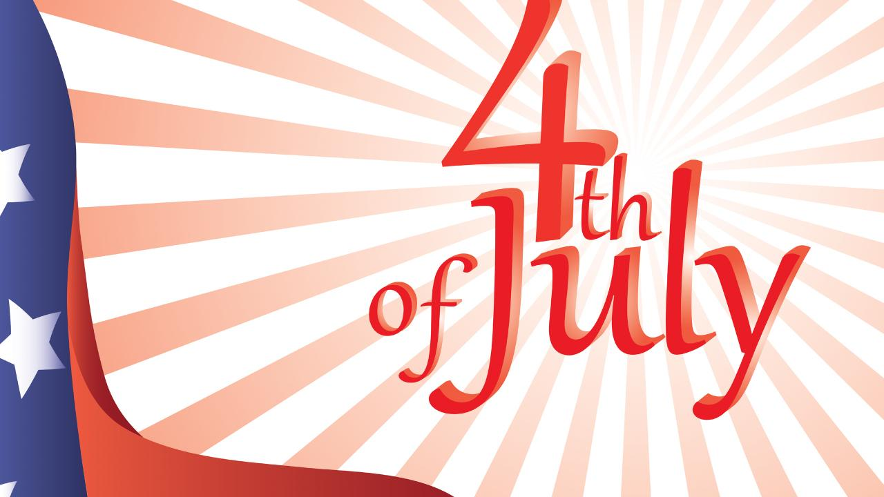 4th July Wallpaper Backgrounds 1280x720