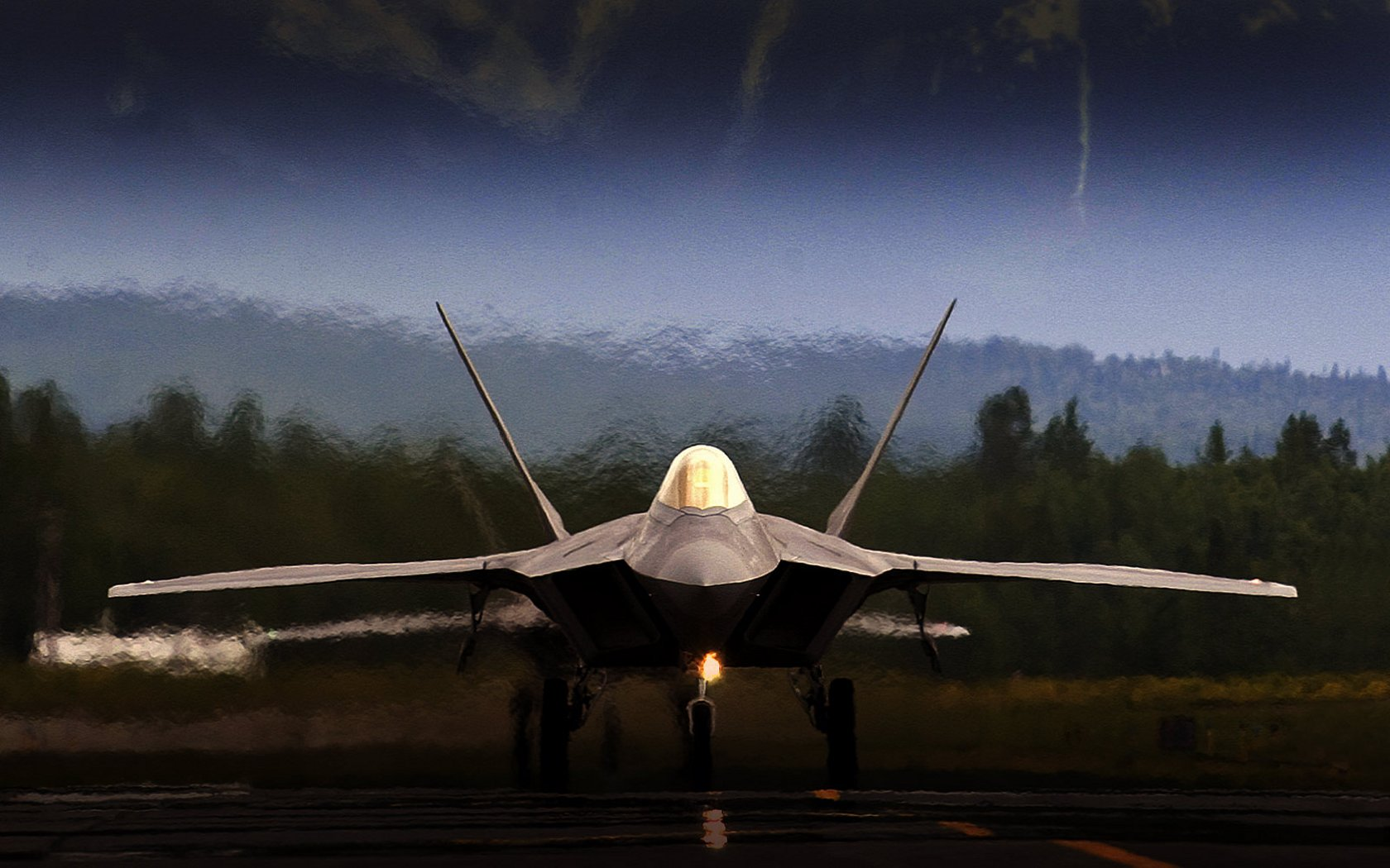 Aircrafts F 22 Wallpaper 1680x1050 Aircrafts F22 Raptor F35 1680x1050