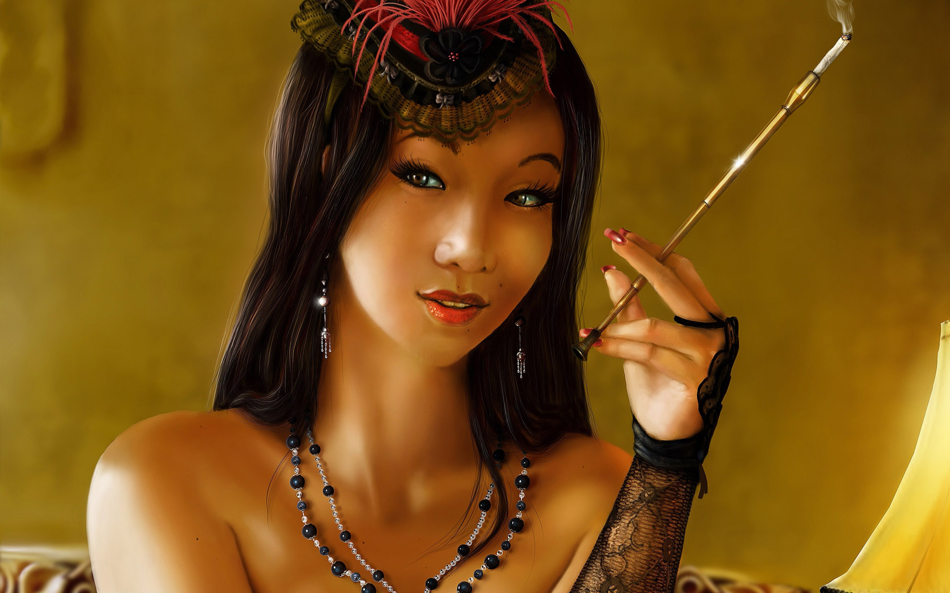 Oriental Beauty wallpapers and images   wallpapers pictures photos 1920x1200
