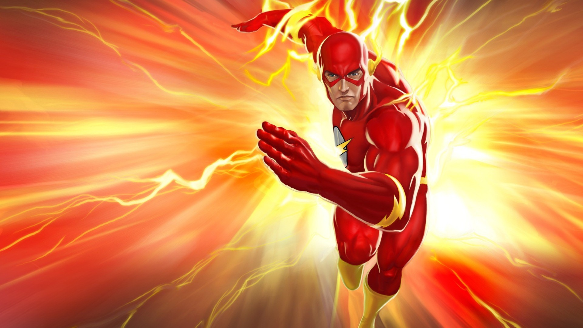The Flash HD Wallpapers Tv Series 1920x1080
