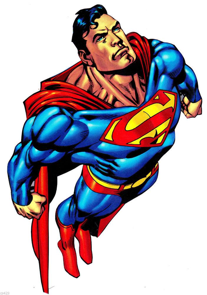 Hero Comics Prepasted Wallpaper Border Cut Outs Character eBay 703x1000