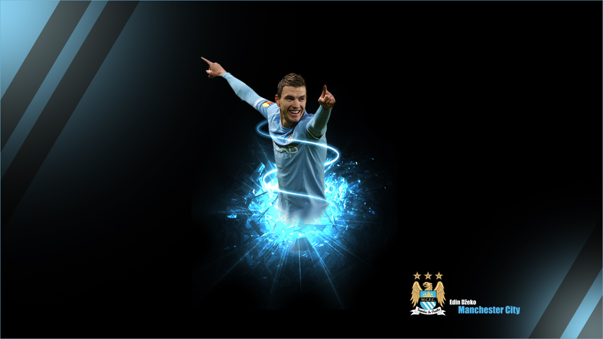Football Player of Manchester City wallpapers and images 1920x1080