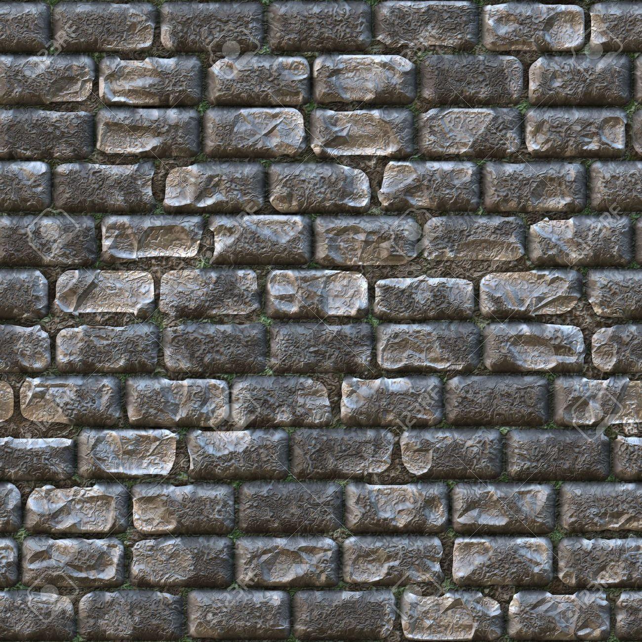Dry Stone Wall wallpaper 1300x1300