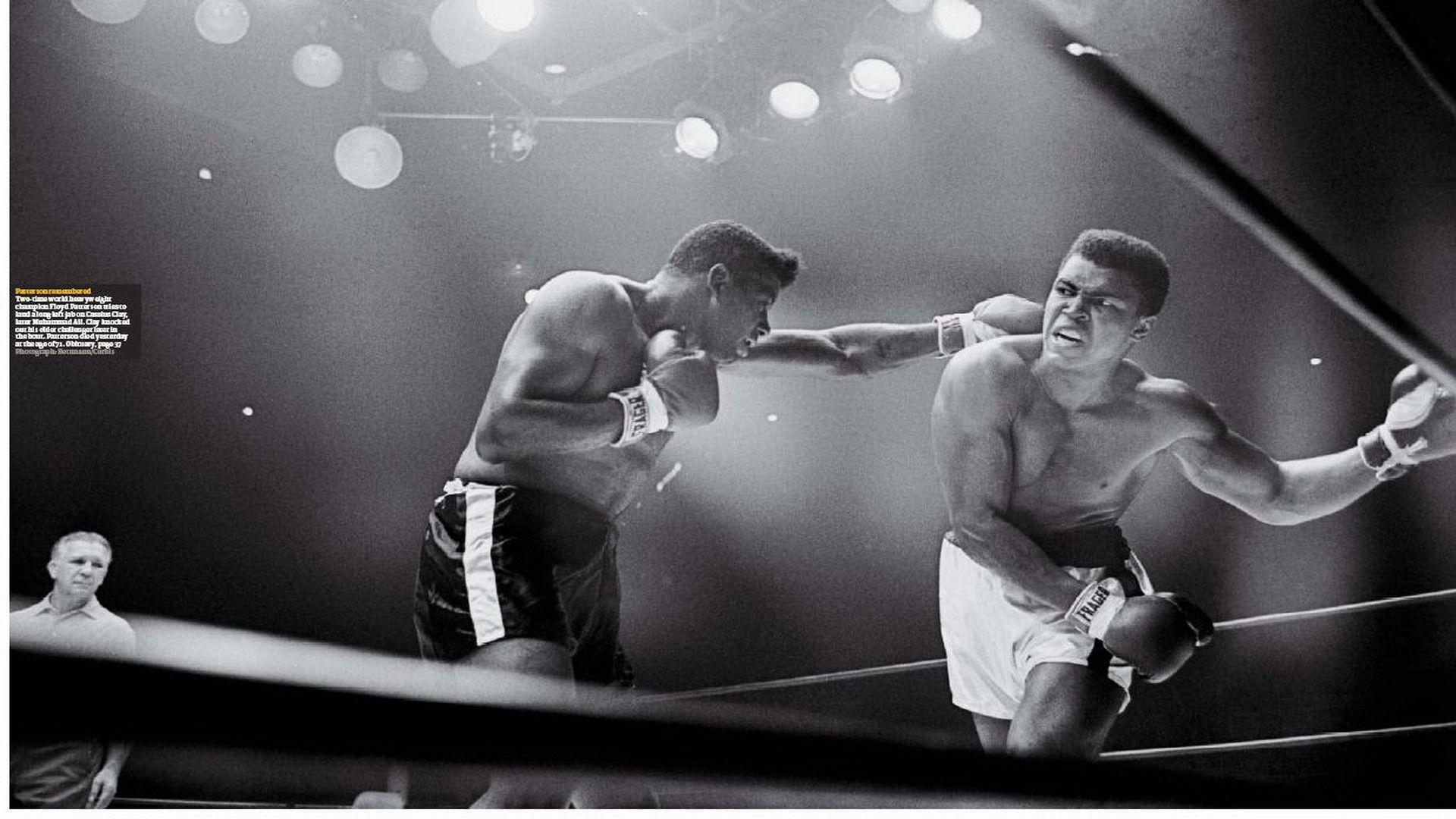 Muhammad Ali Wallpapers 1920x1080