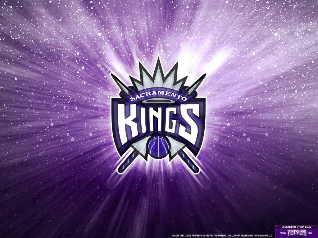 Sacramento Kings Logo Wallpaper Posterizes NBA Wallpapers 1024x768