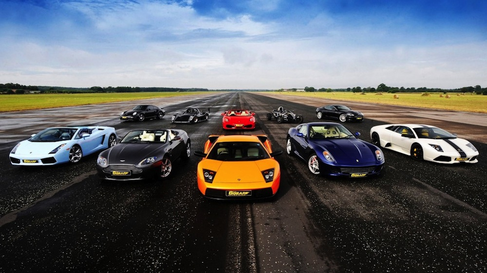 Picture of New Sports Cars Supercars HD Wallpaper :