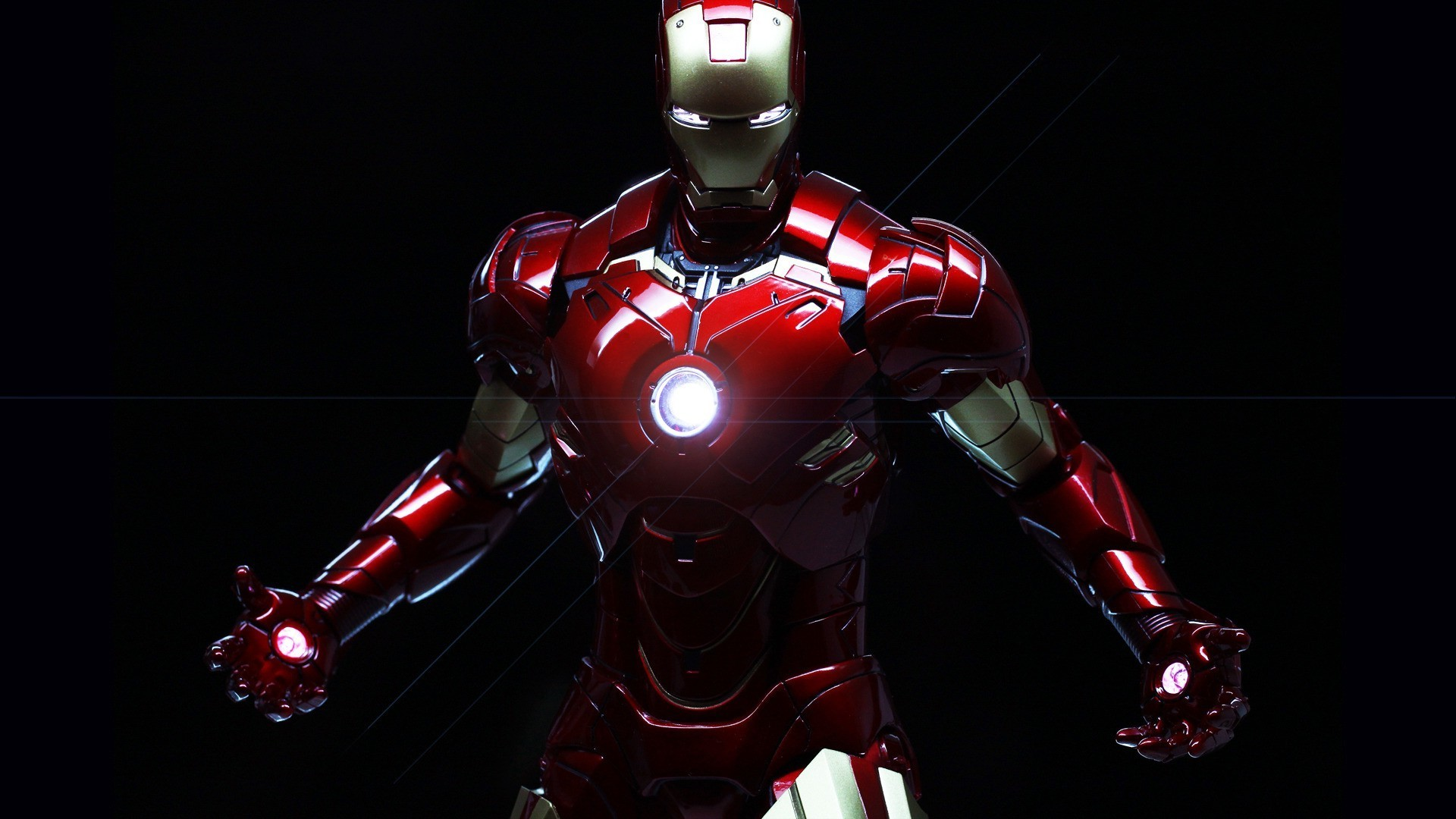 48 Hd Iron Man Wallpaper On Wallpapersafari