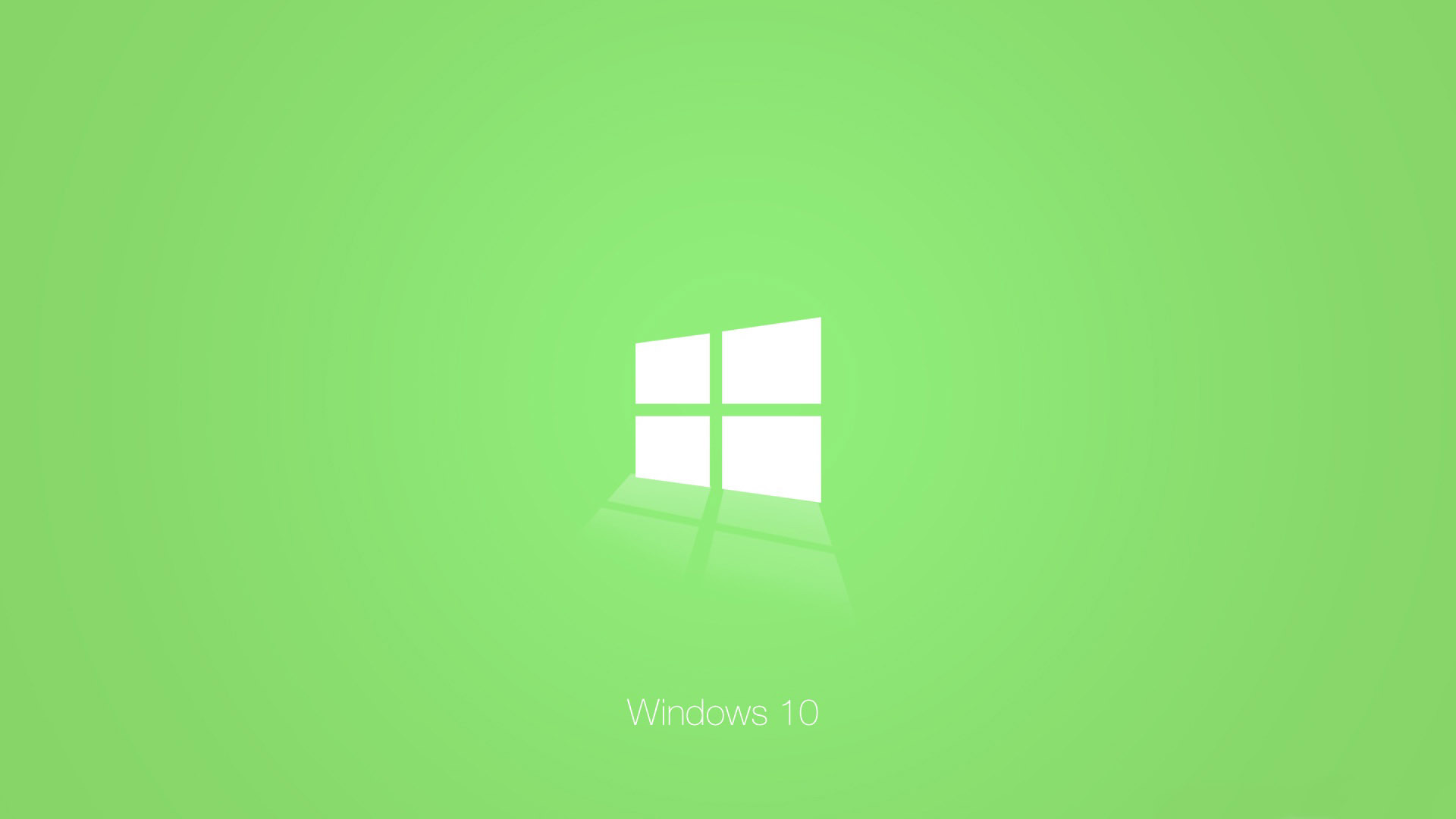 Green logo Windows 10 wallpapers and images   wallpapers pictures 1920x1080