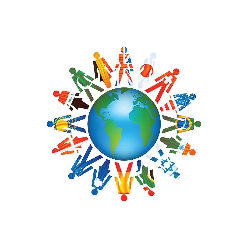 Holidays Around The World IPad Wallpaper 1024x1024 Wallpoper 155506 1024x1024