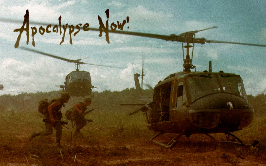 Apocalypse Now wallpaper by nuke vizard on deviantART 900x563