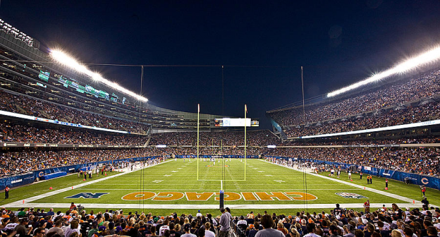 Chicago Bears 2012 Schedule Notes and Observations Chicago Bears 624x336