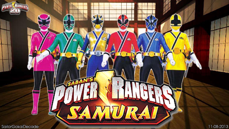 Power rangers samurai wallpaper wallpapersafari - Power ranger samurai rose ...