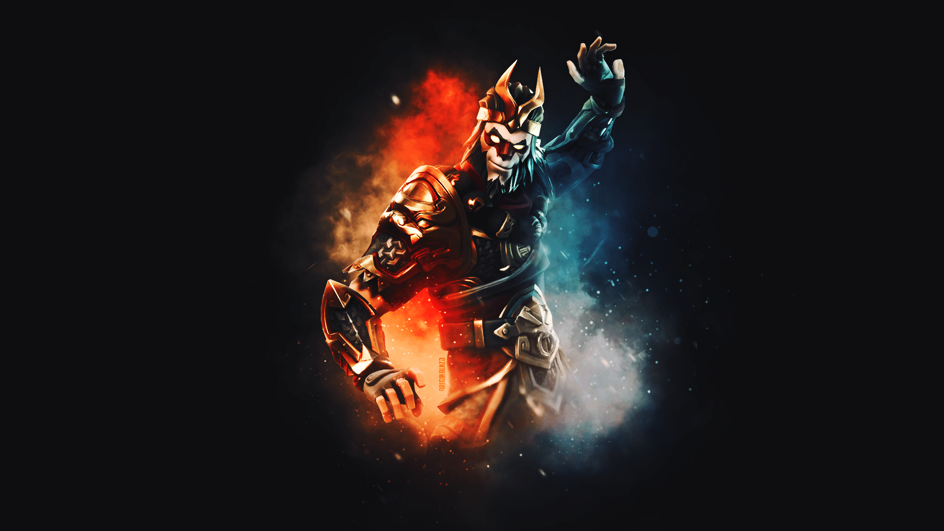 Wukong Wallpaper EDIT FortNiteBR 1920x1080