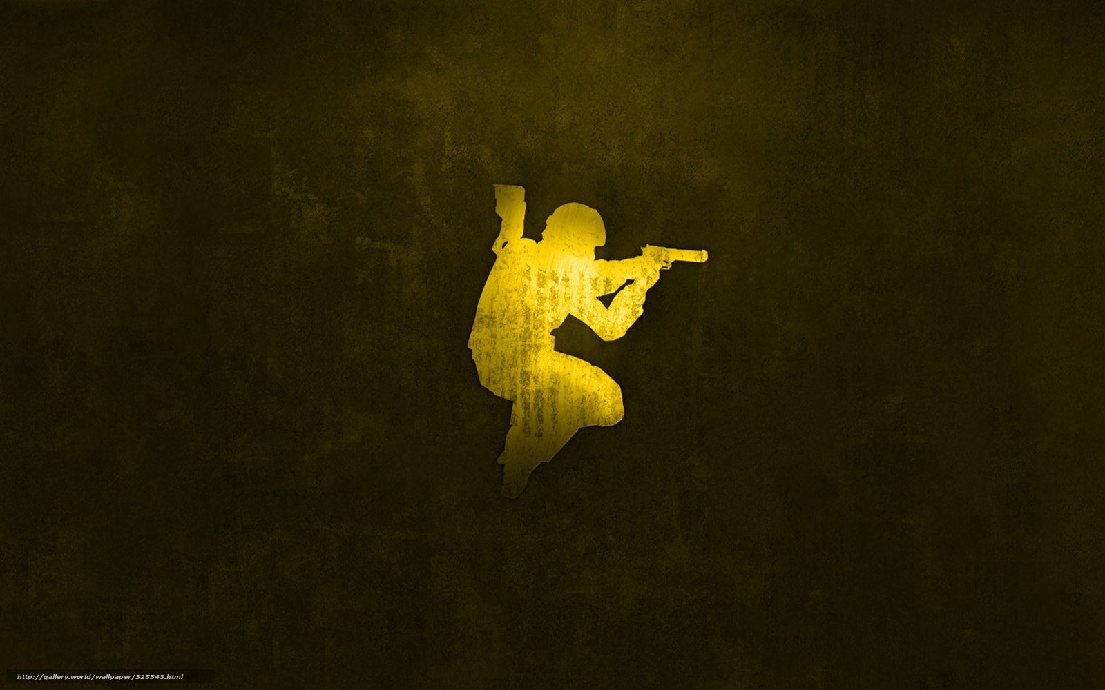Download wallpaper kc gold Special Forces desktop wallpaper in 1600x1000