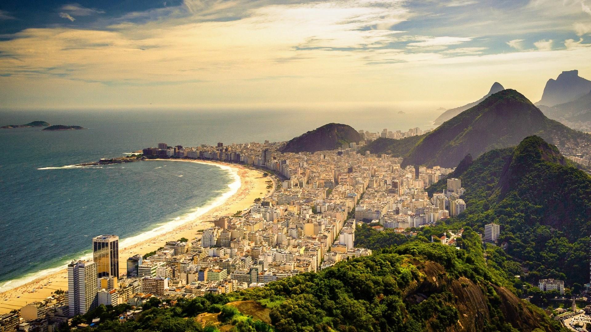 RIO De Janeiro Wallpapers Download Desktop Wallpaper Images 1920x1080