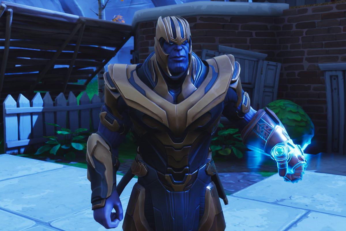 Fortnites Avengers Infinity War mashup hands on Gauntlet 1200x800
