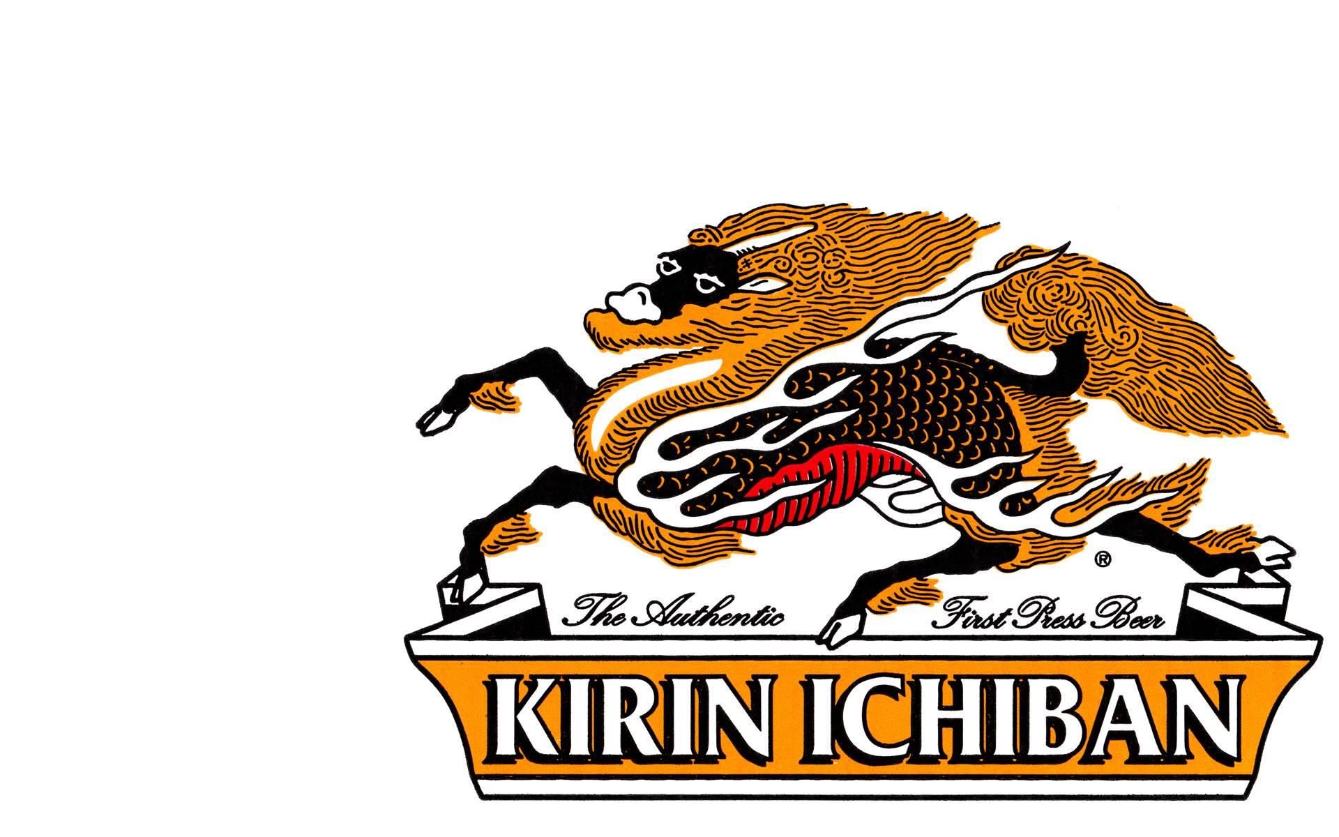 Kirin Beer Logo wallpaper   324128 1920x1200
