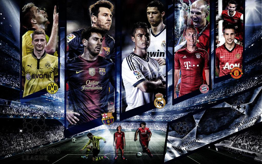 UEFA Champions League 2014 2015 wallpaper 1024x640
