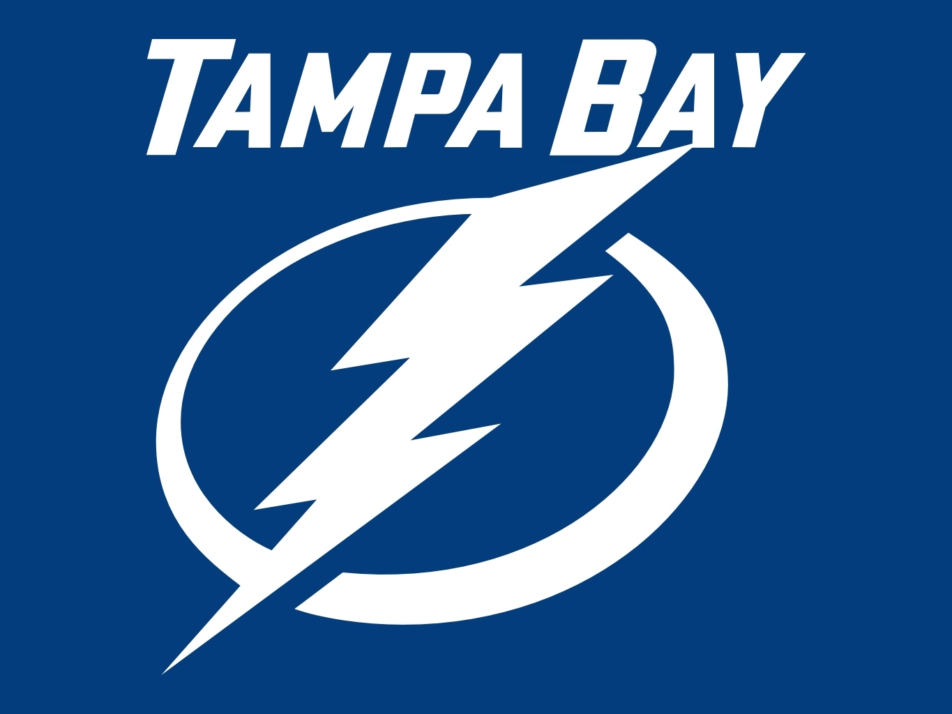 Tampa Bay Lightning 1365x1024