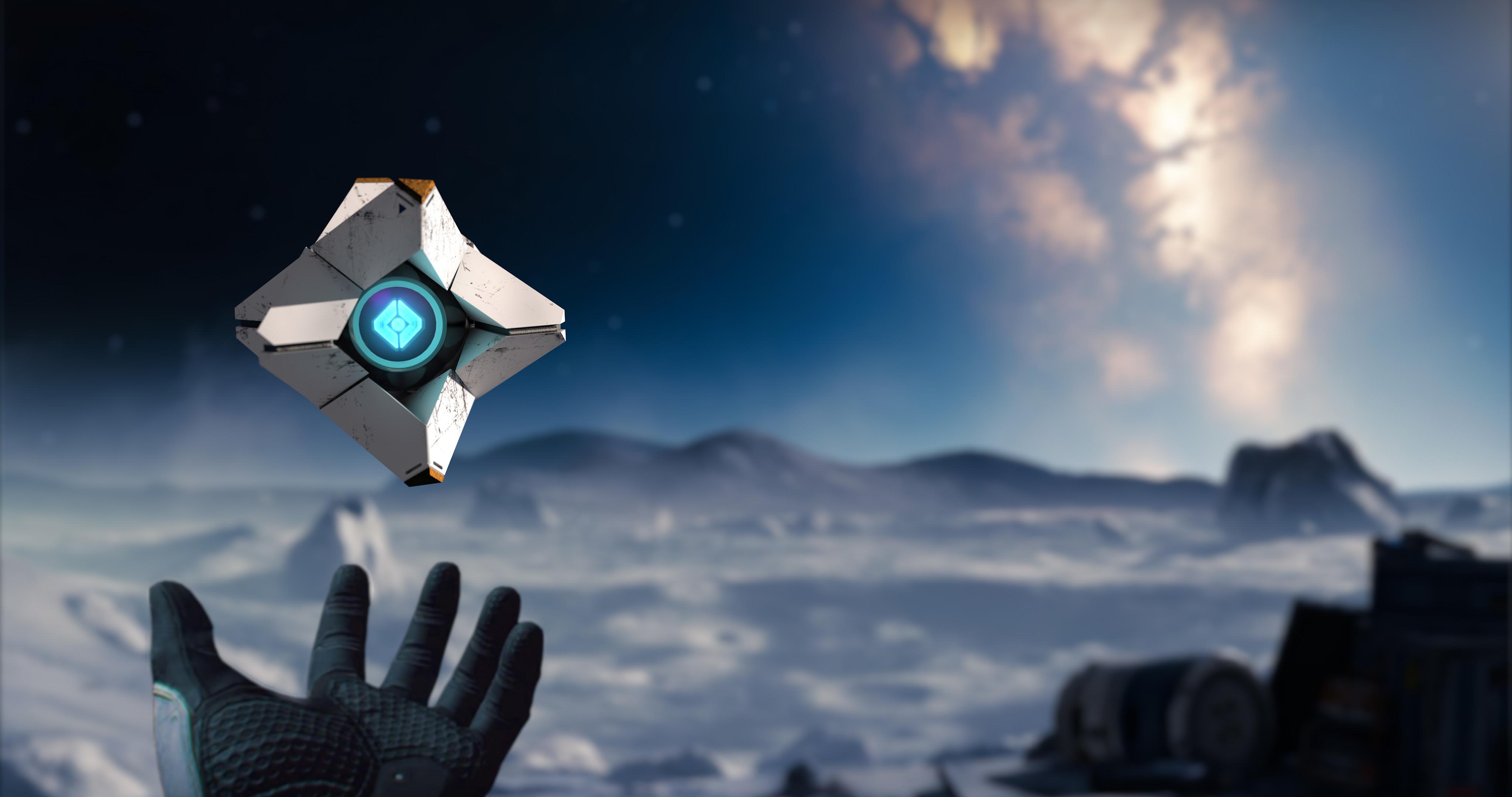 Destiny Ghost Wallpaper