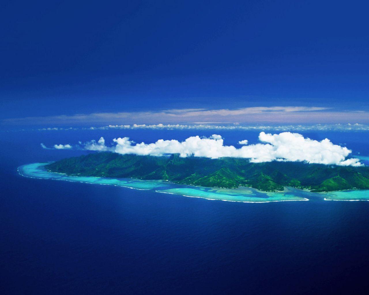Isla de Bora Bora   1280x1024 Fondos de pantalla y wallpapers 1280x1024