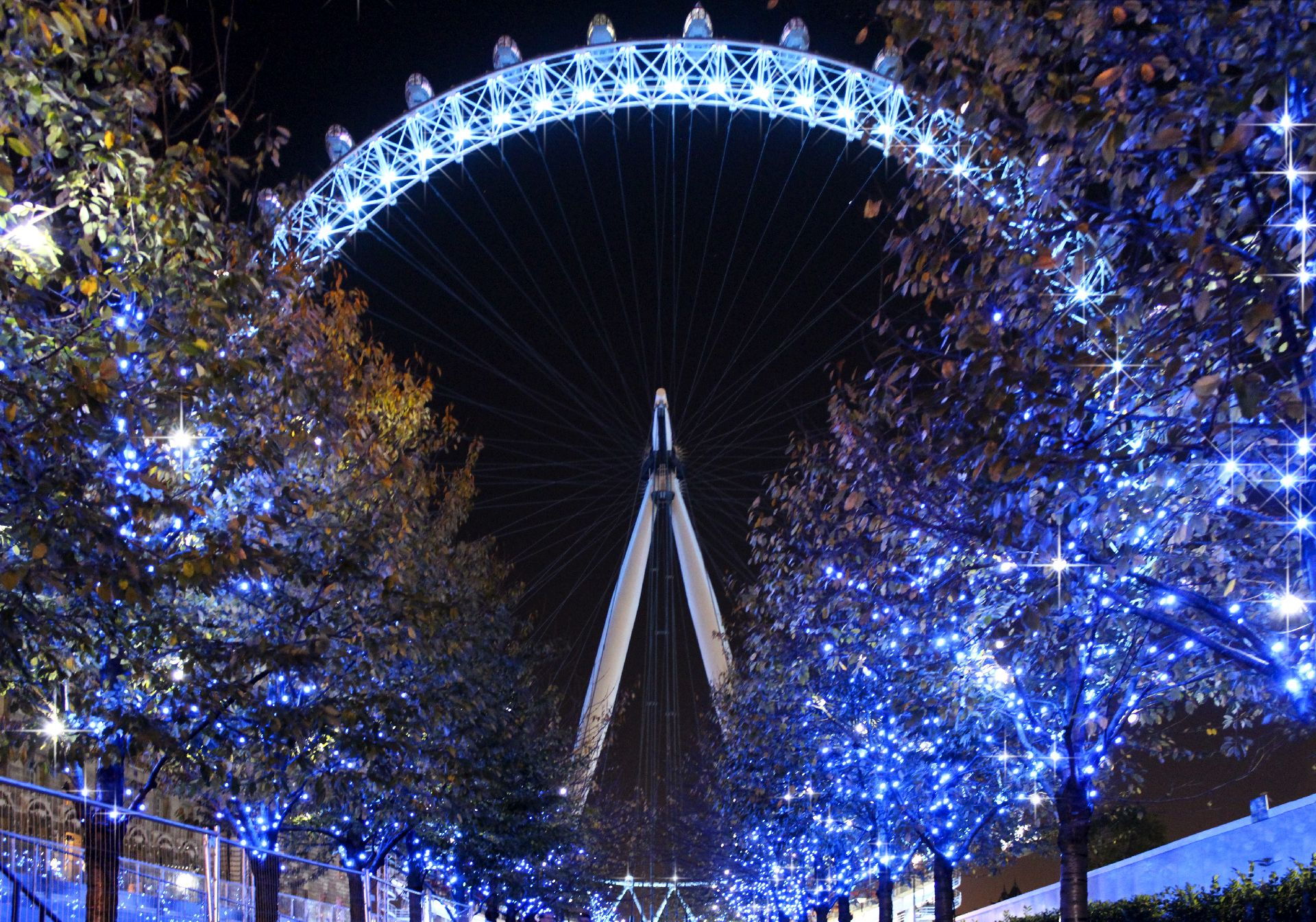 47 London Eye Hd Wallpaper On Wallpapersafari