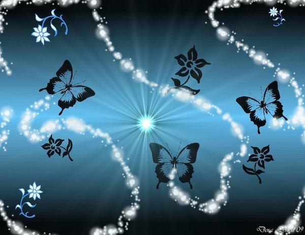 Butterfly Wallpaper 2 by doraleepee 600x464