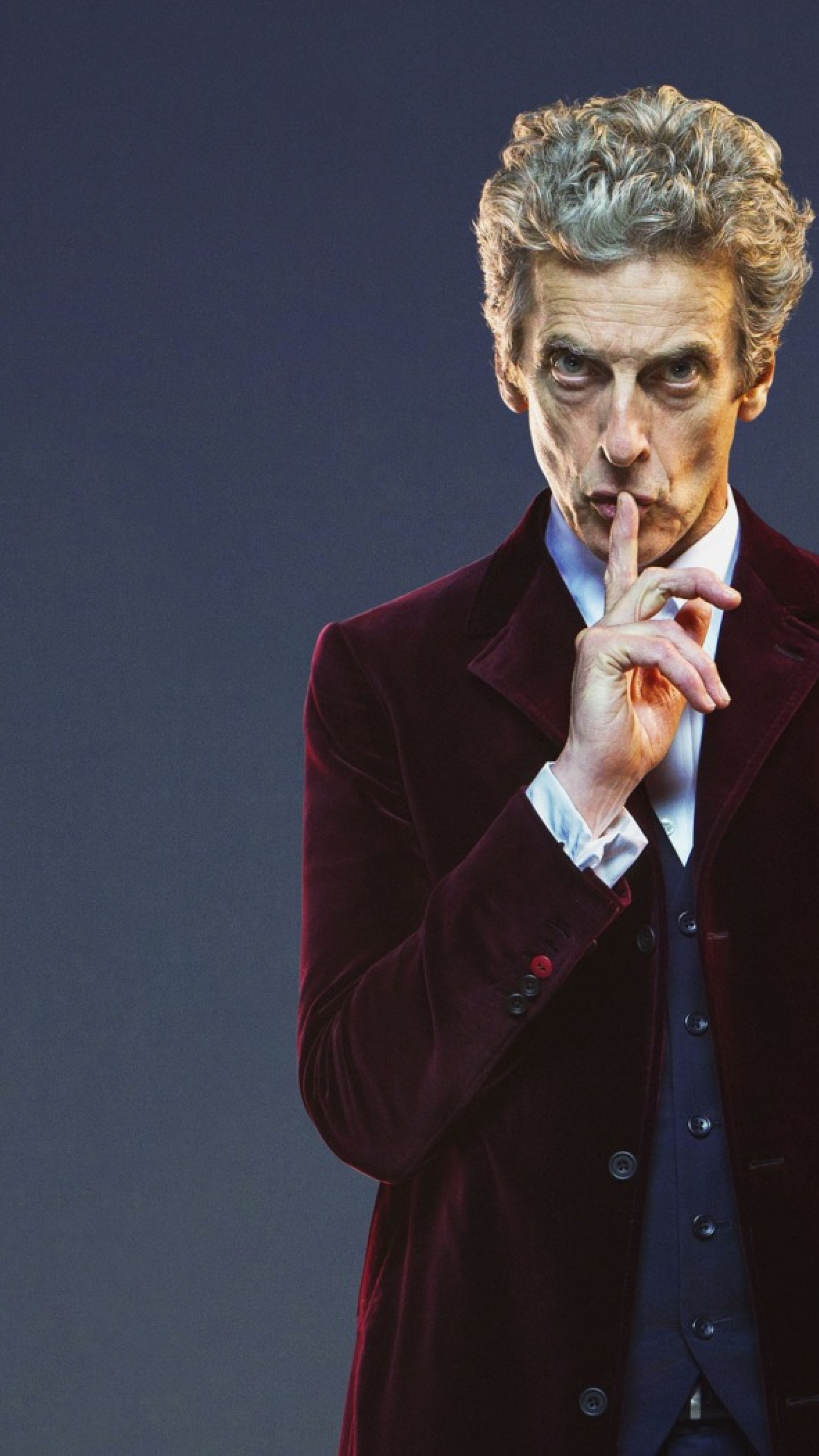 2160x3840 doctor who twelfth doctor peter capaldi Sony Xperia X 2160x3840