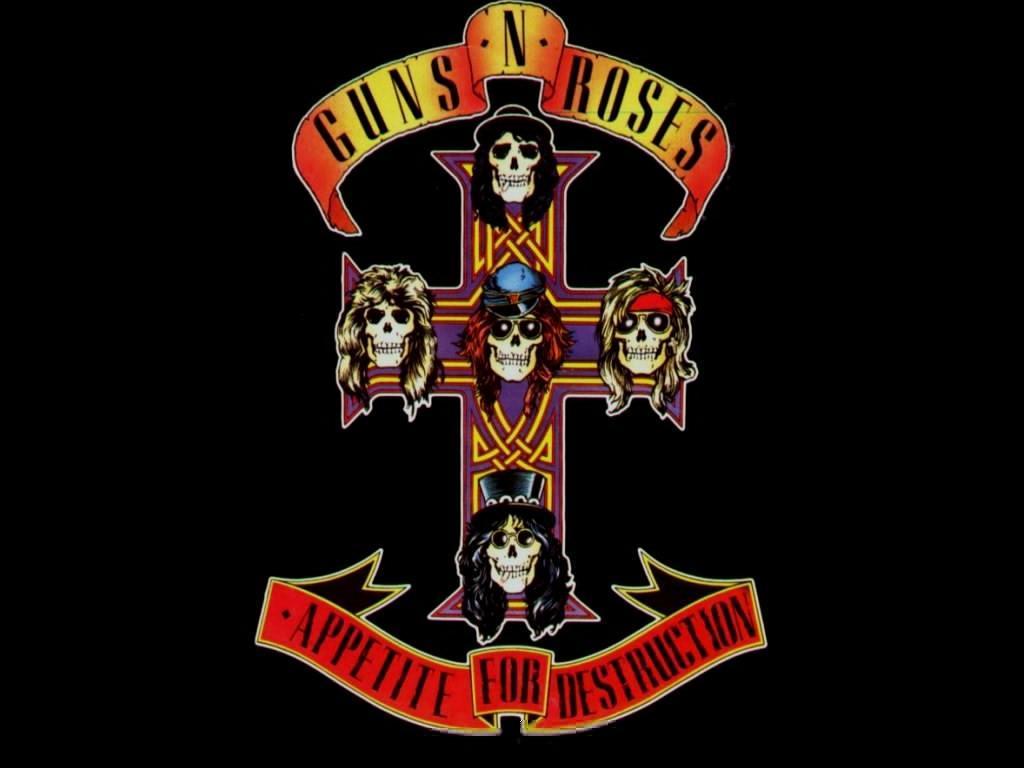 Guns N Roses Wallpaper 1024x768