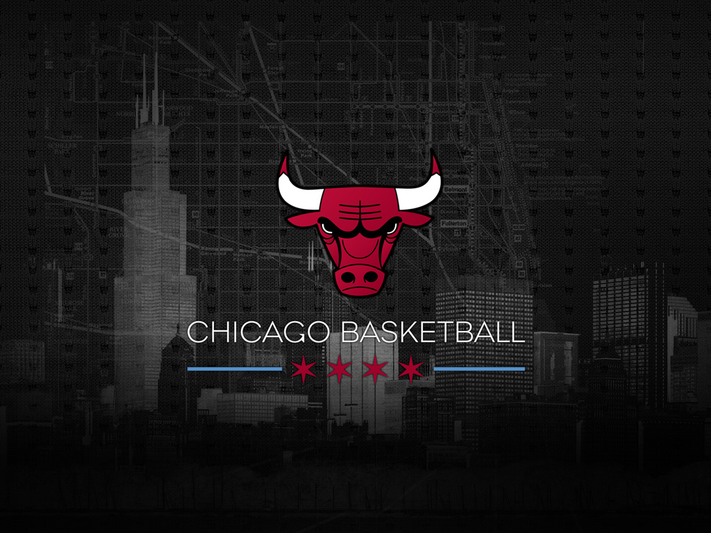Wallpaper Chicago Basketball Chicago Bulls 1024x768