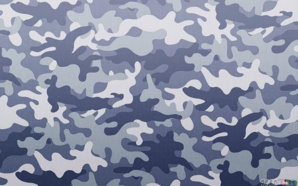 Camouflage wall wallpaper 7347   Open Walls 600x375