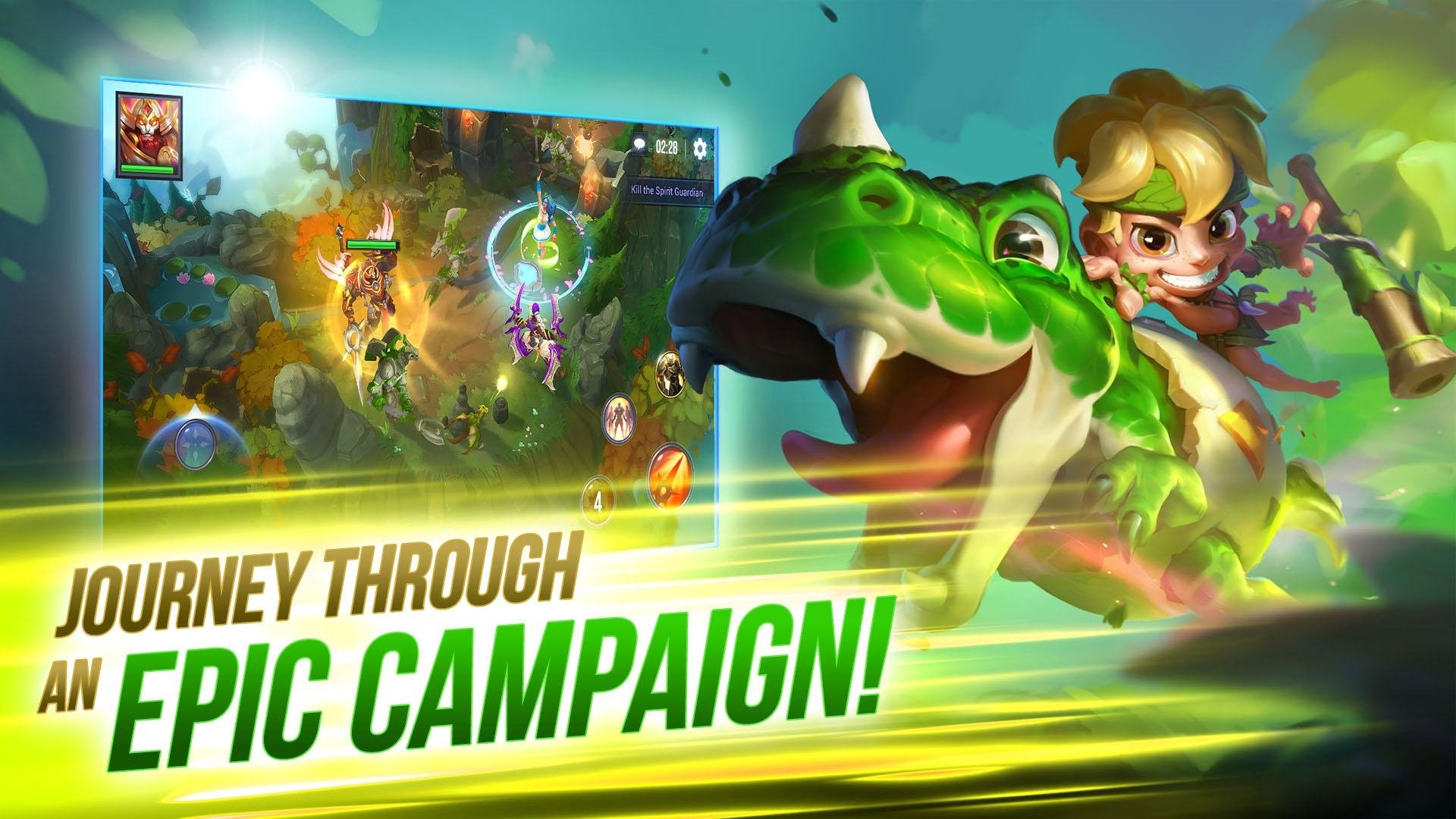 Dungeon Hunter Champions Epic Online Action RPG 1539 APK 1920x1080