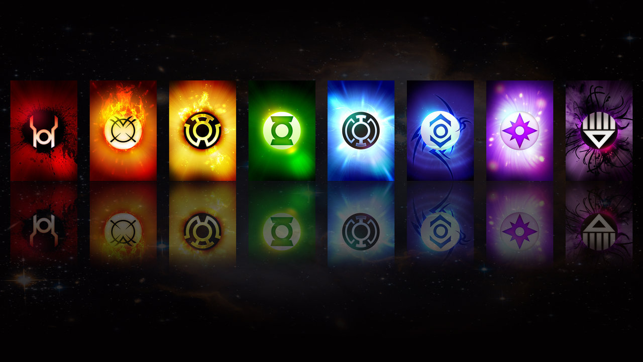 Lantern Corps Wallpaper by Gorzki 1280x720