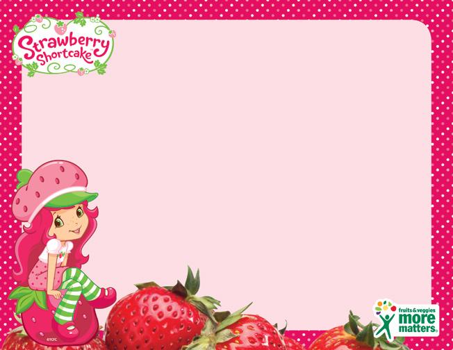 Back Imgs For Strawberry Shortcake Wallpapers For Desktop 652x504