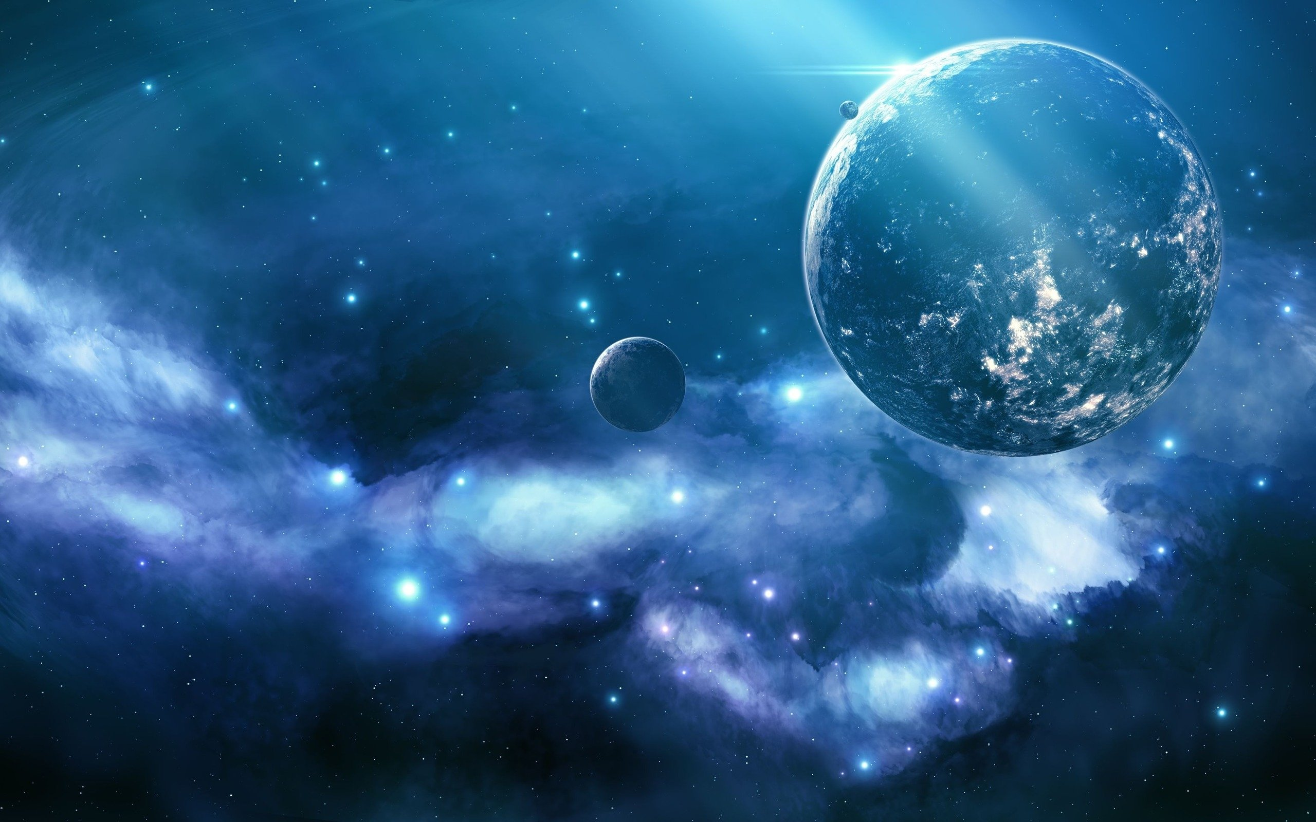 universe backgrounds 5 2560x1600