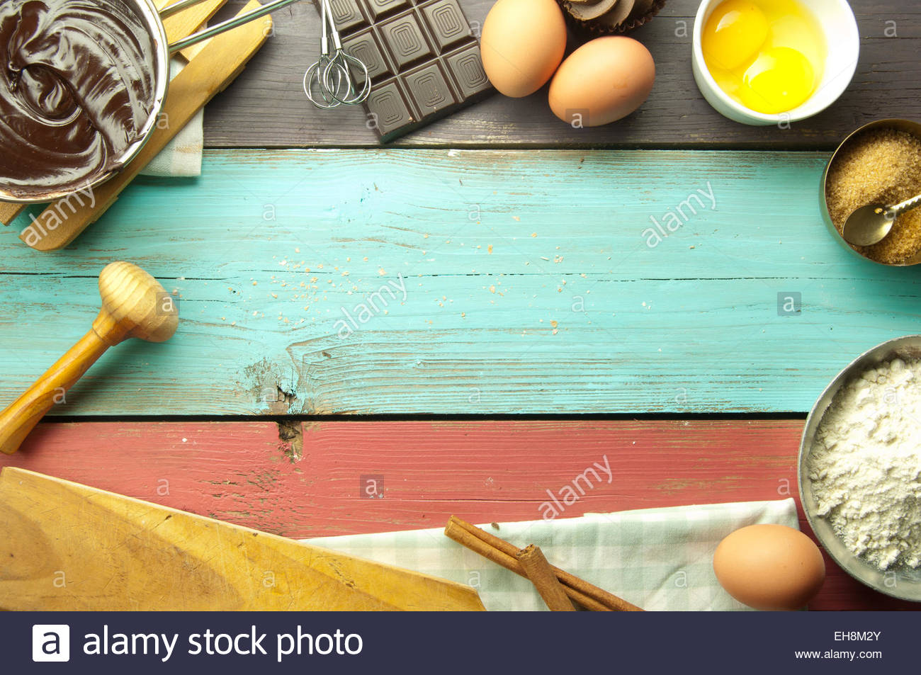 Baking background Stock Photo 79482003   Alamy 1300x953