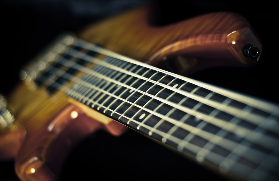 77 Bass Guitar Wallpapers On Wallpapersafari