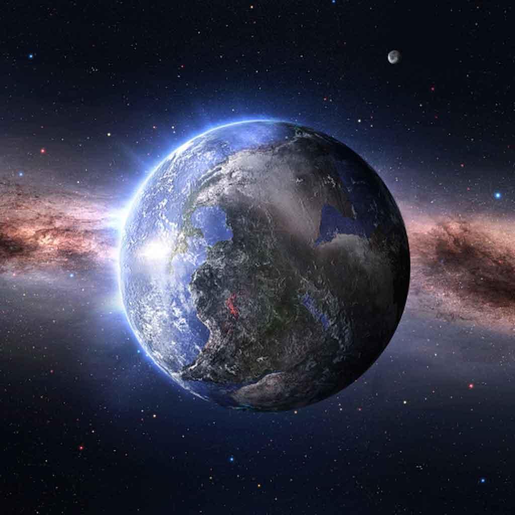 Earth from Space HD Wallpaper - WallpaperSafari