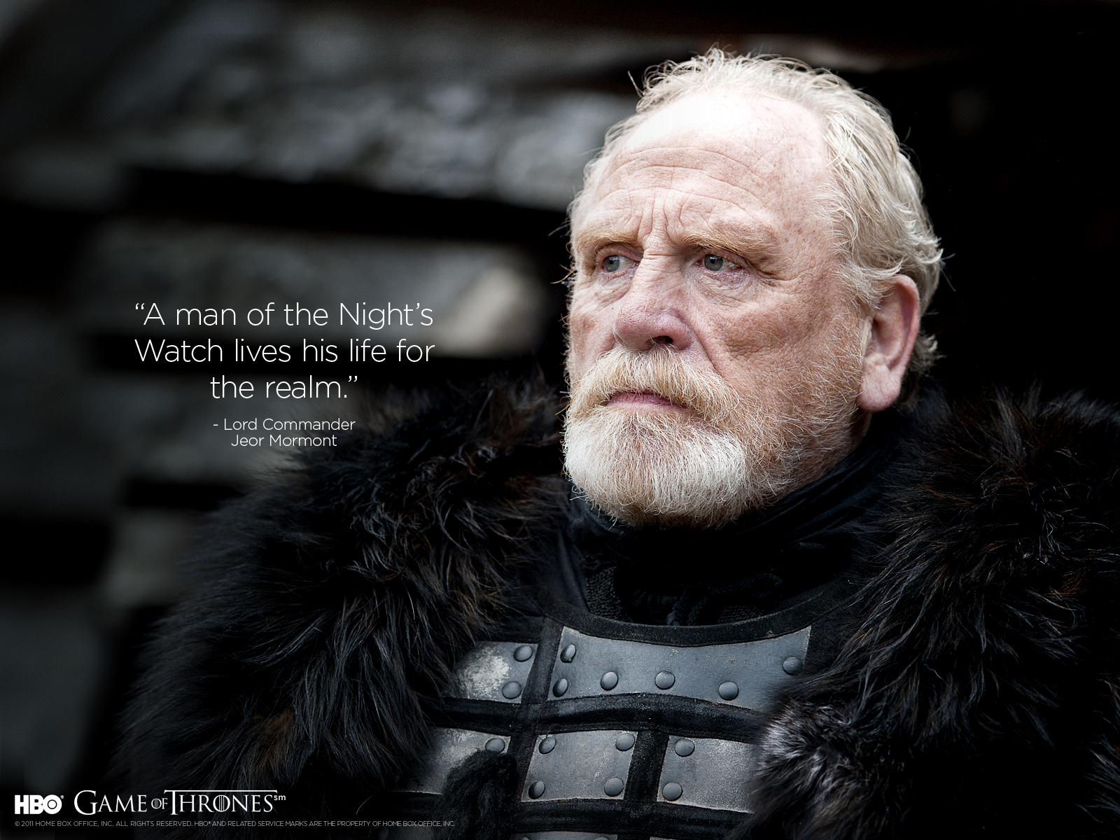 Game of Thrones Quote   Wallpaper High Definition High Quality 1600x1200