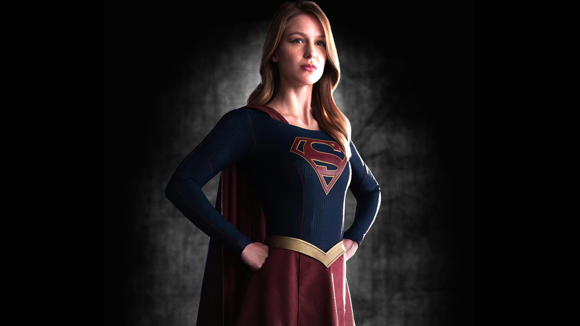 Supergirl Melissa Benoist Choice Wallpaper Choice 1920x1080