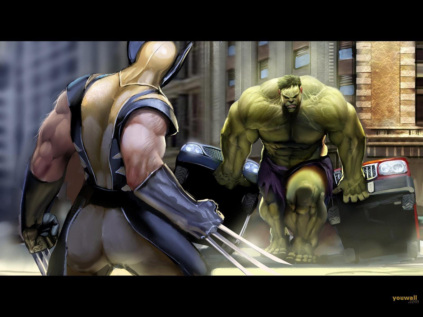 Hulk 2 Wallpapers Hulk Cartoon Nice Wallpaper Download 1600x1200