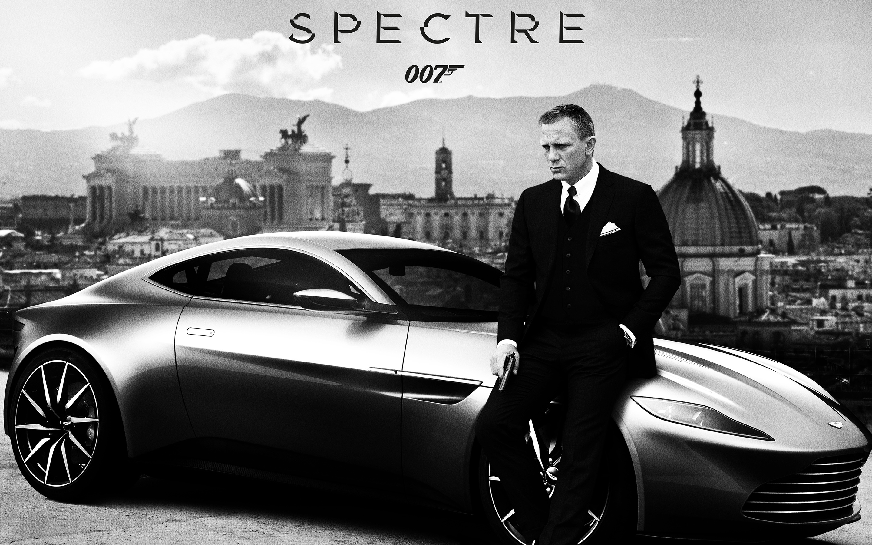 63 James Bond HD Wallpapers Background Images 2880x1800