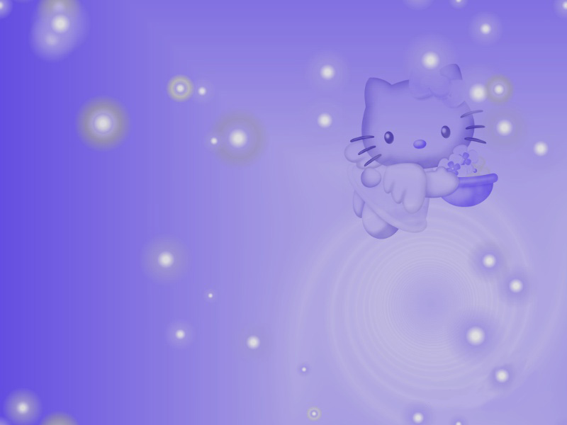 Hello Kitty Winter Wallpaper Hello Kitty Wallpaper Winter 4 800x600