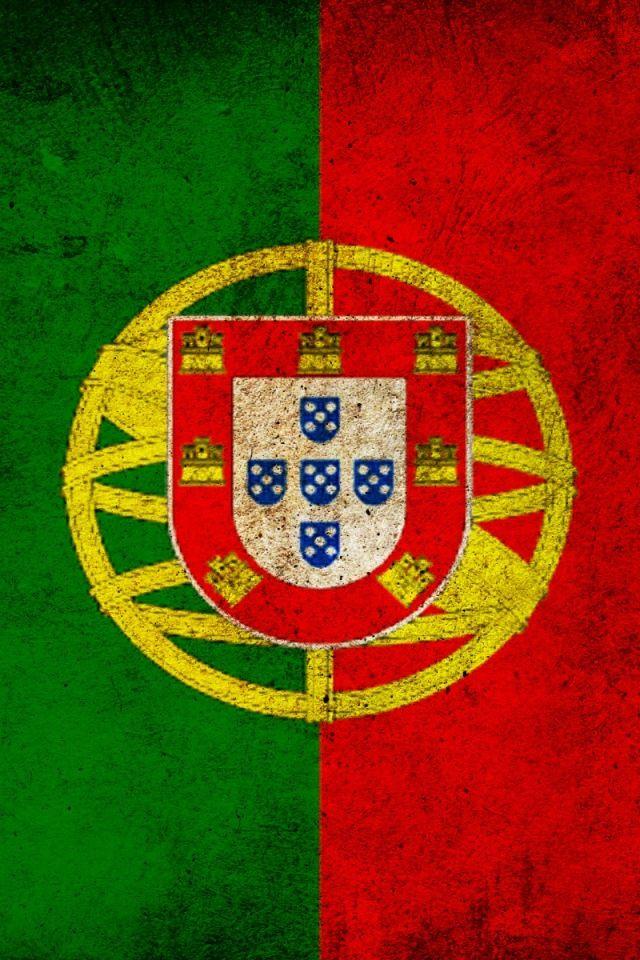 Flag Portugal Portugal Wallpaper Portugal flag Portuguese 640x960