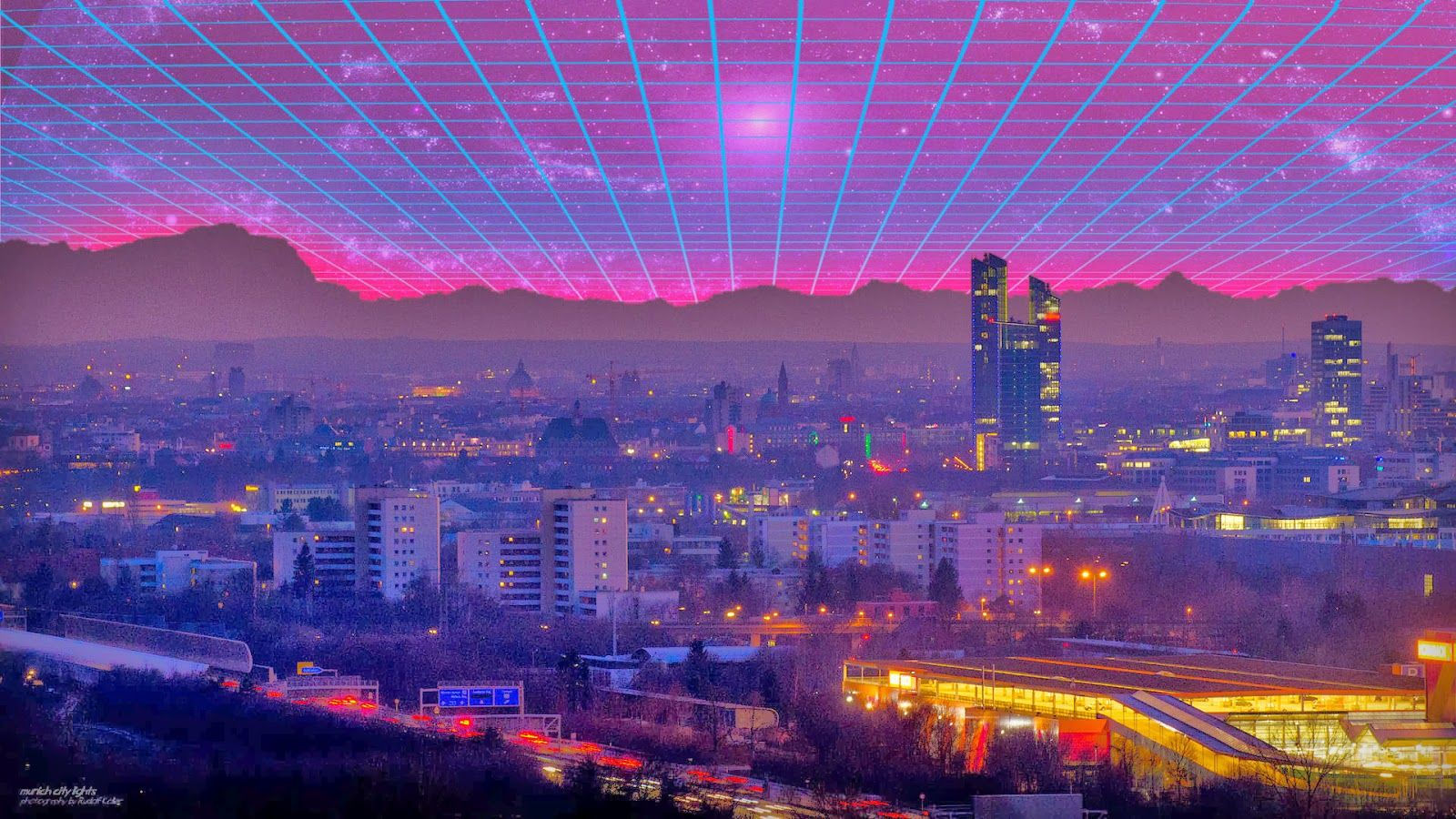 80s background neon   Google Search Synthwave 80s background 1600x900
