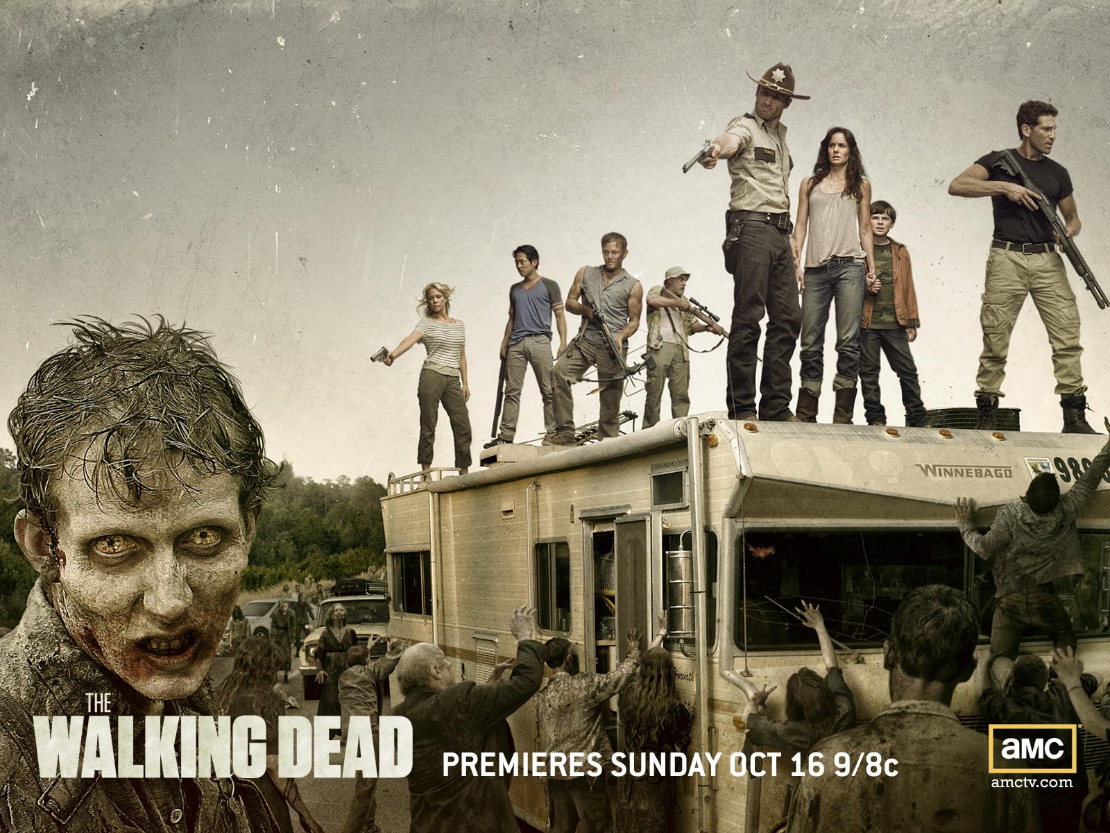The Walking Dead Wallpapers Season 2   Movie Wallpapers 1600x1200