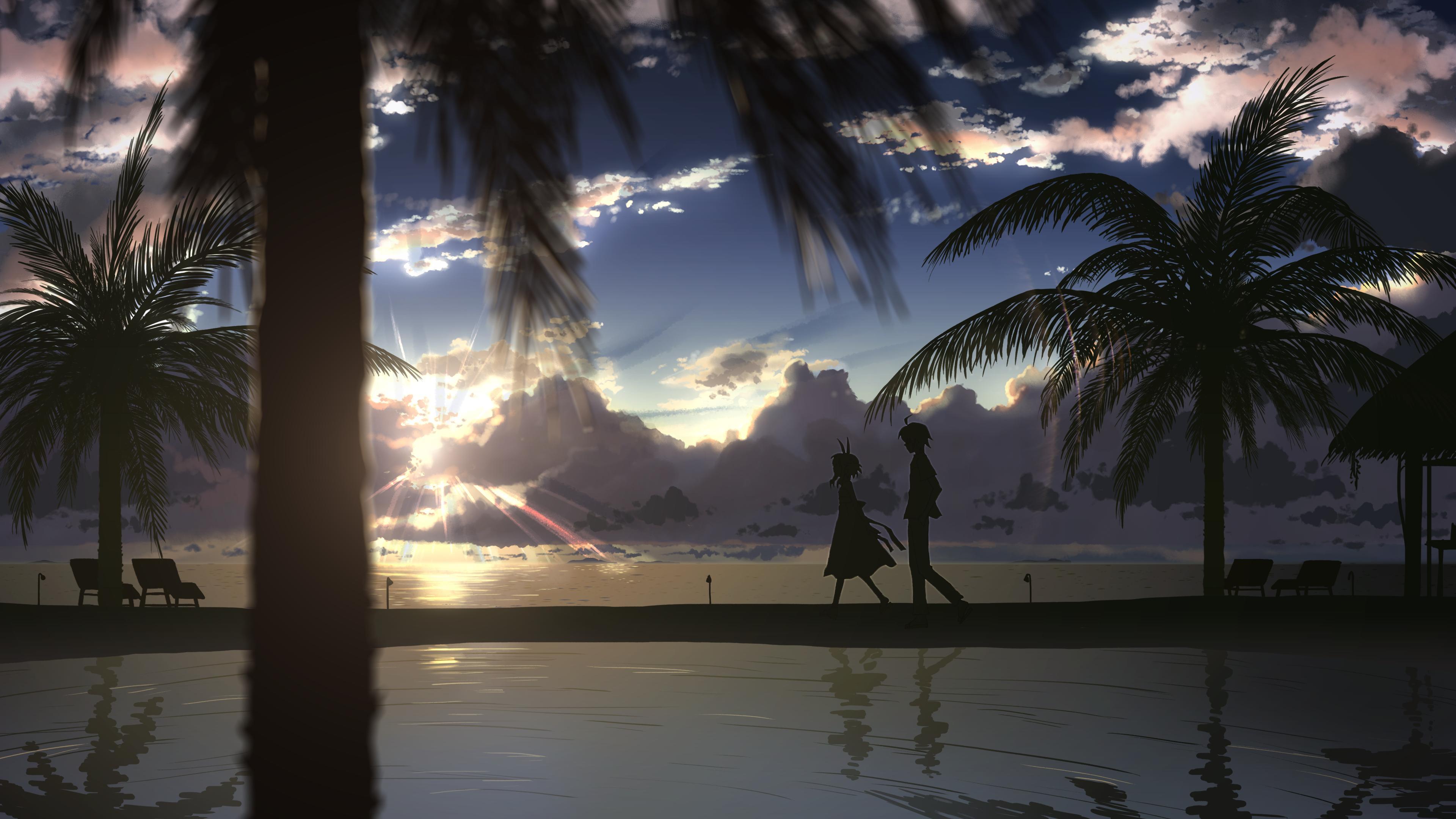 True 4K HD anime backgrounds   Album on Imgur 3840x2160