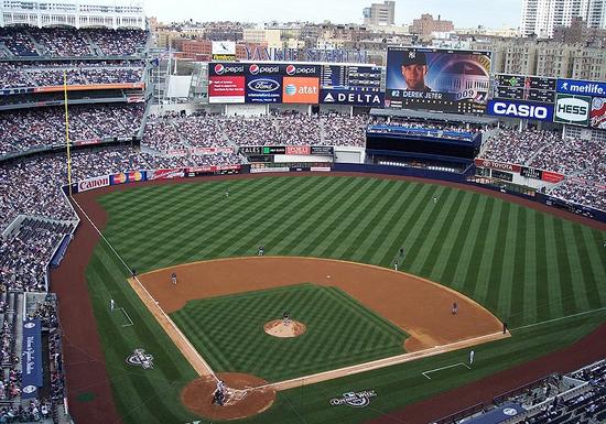 las grandes ligas major league baseball agrupan las mejores ligas 550x385