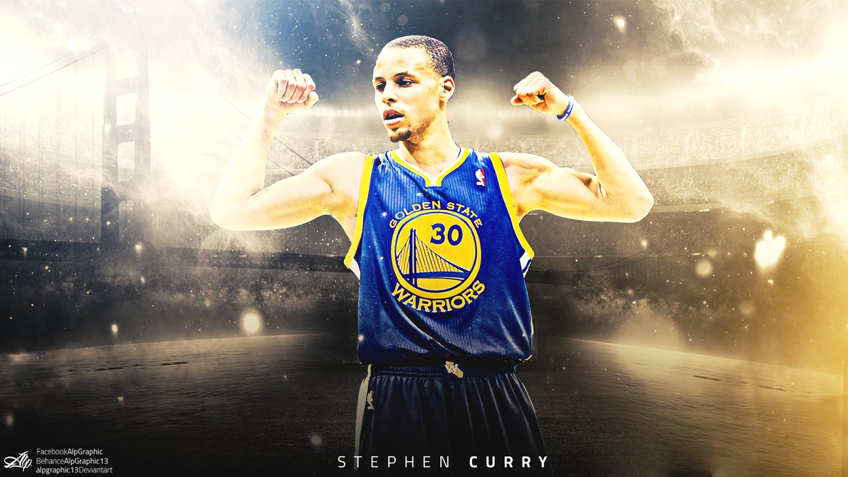 Stephen Curry Dunk Wal...