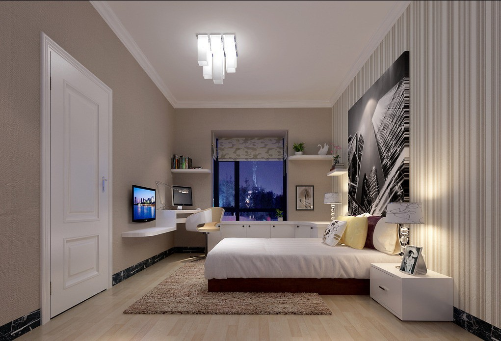 3D wallpaper designs for bedroom 3D house 3D house pictures 1021x694